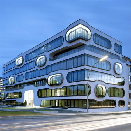 der alster Extravagant Office Complex