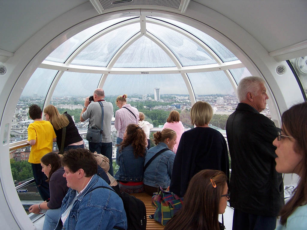 london eye12 Facts About London Eye Ride