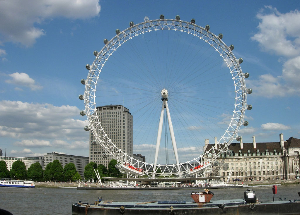 london eye3 Facts About London Eye Ride