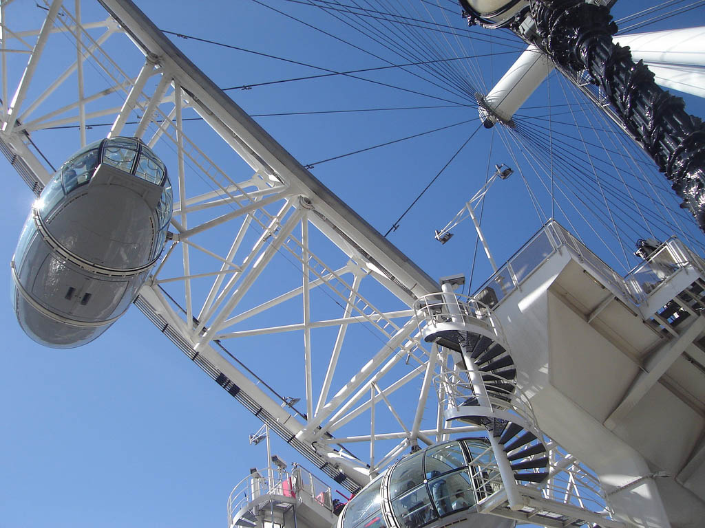 london eye8 Facts About London Eye Ride