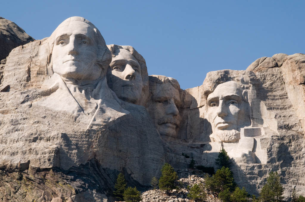 mount rushmore2 Facts about Mount Rushmore National Memorial