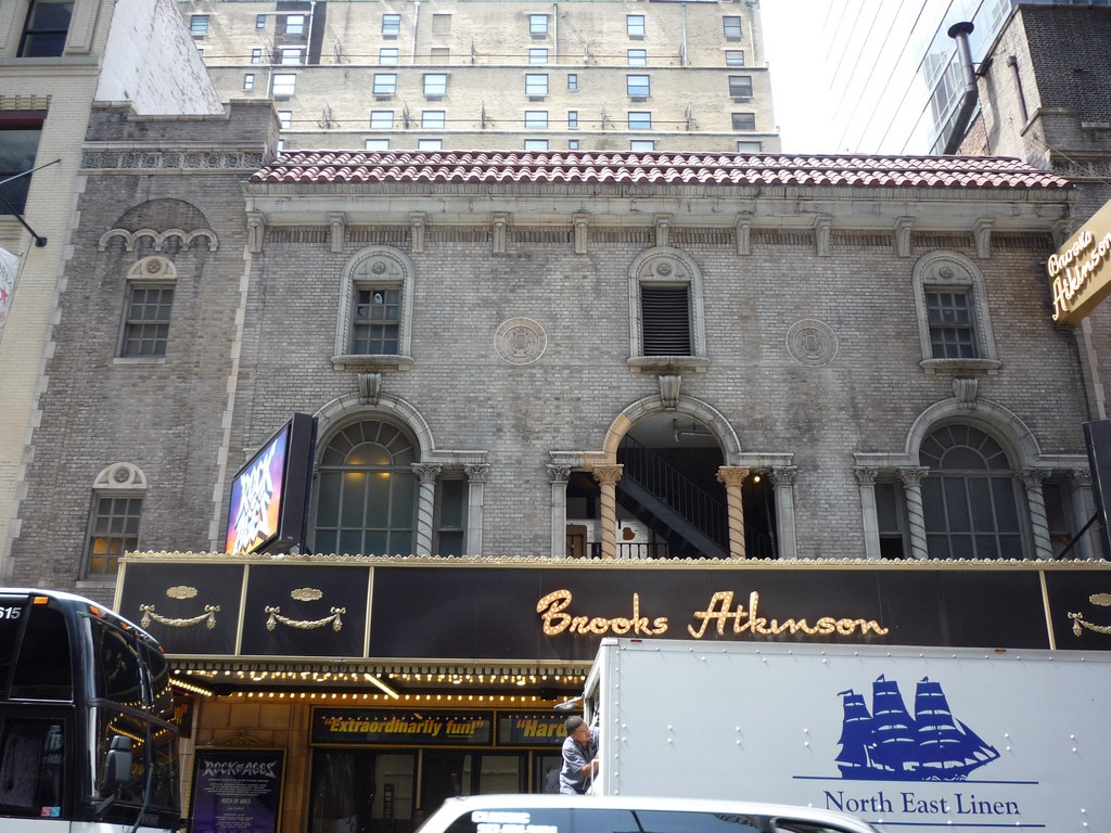 famous broadway theatres nyc 10 The Famous Broadway Theatres in NYC