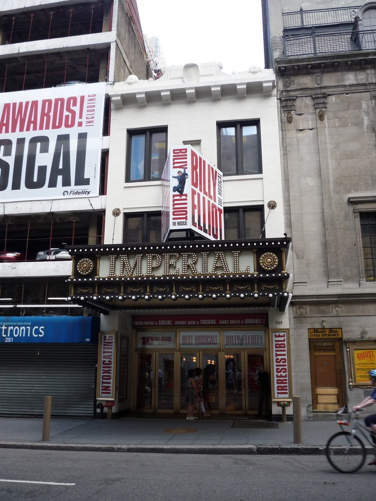 famous broadway theatres nyc 15 The Famous Broadway Theatres in NYC