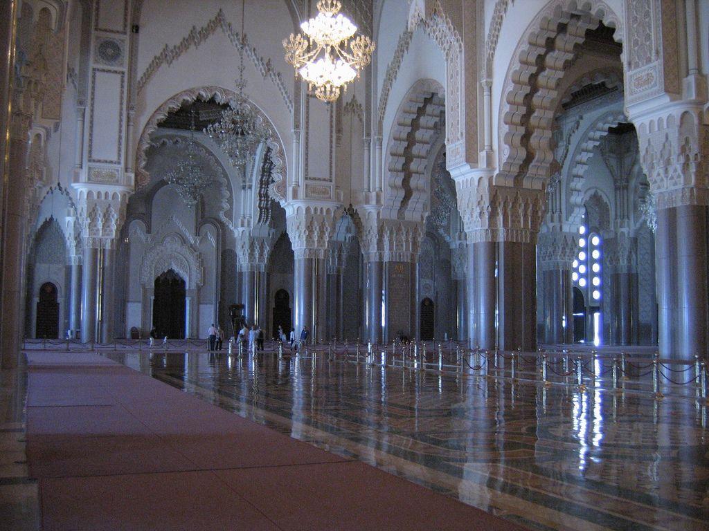 hassan ii mosque10 Hassan II Mosque in Casablanca, Morocco