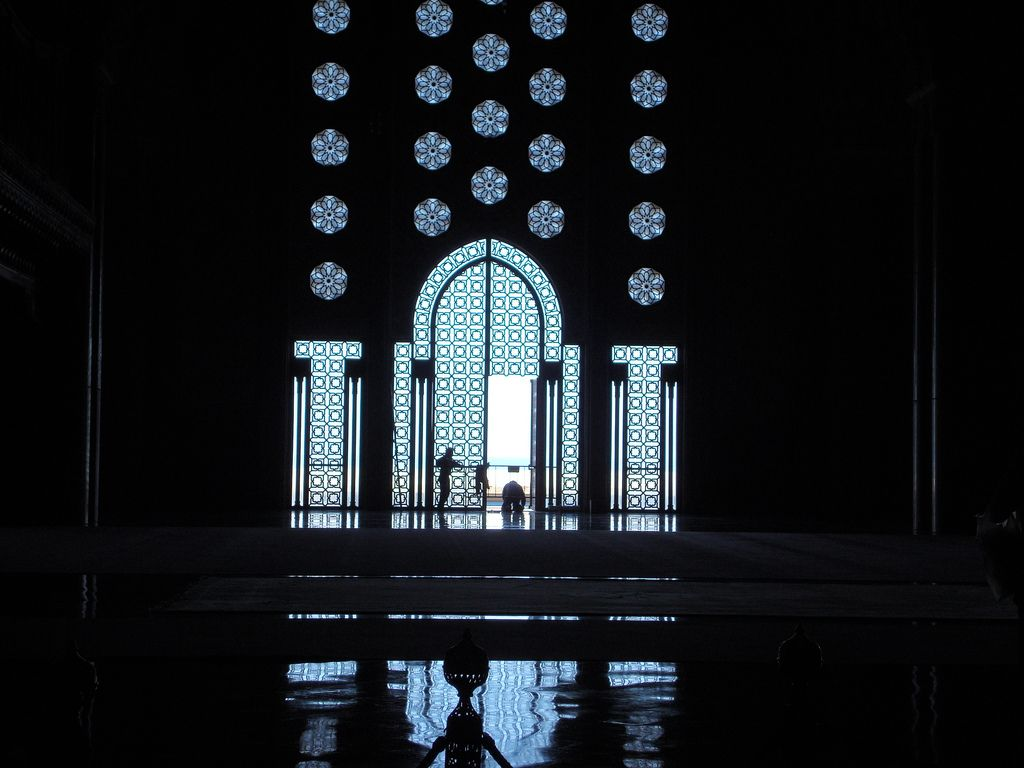 hassan ii mosque11 Hassan II Mosque in Casablanca, Morocco