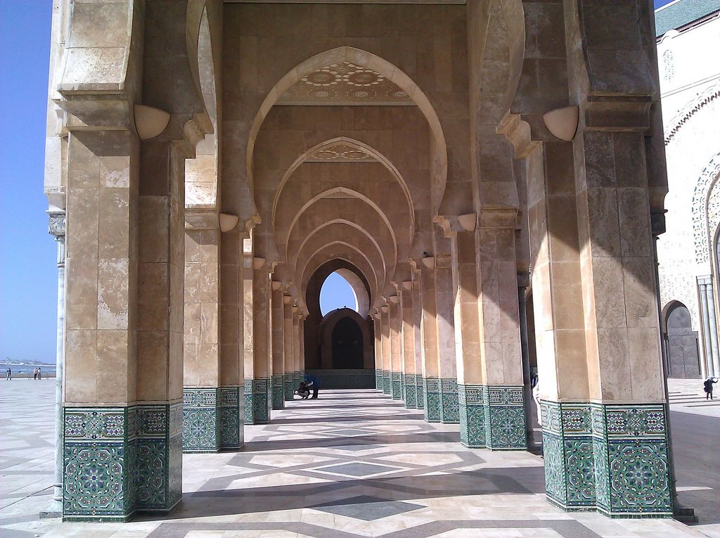 hassan ii mosque13 Hassan II Mosque in Casablanca, Morocco