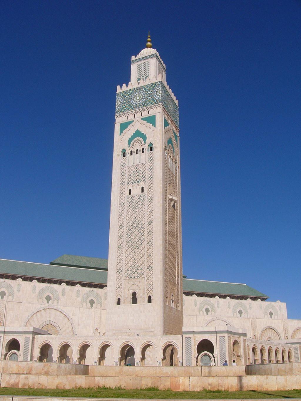 hassan ii mosque4 Hassan II Mosque in Casablanca, Morocco