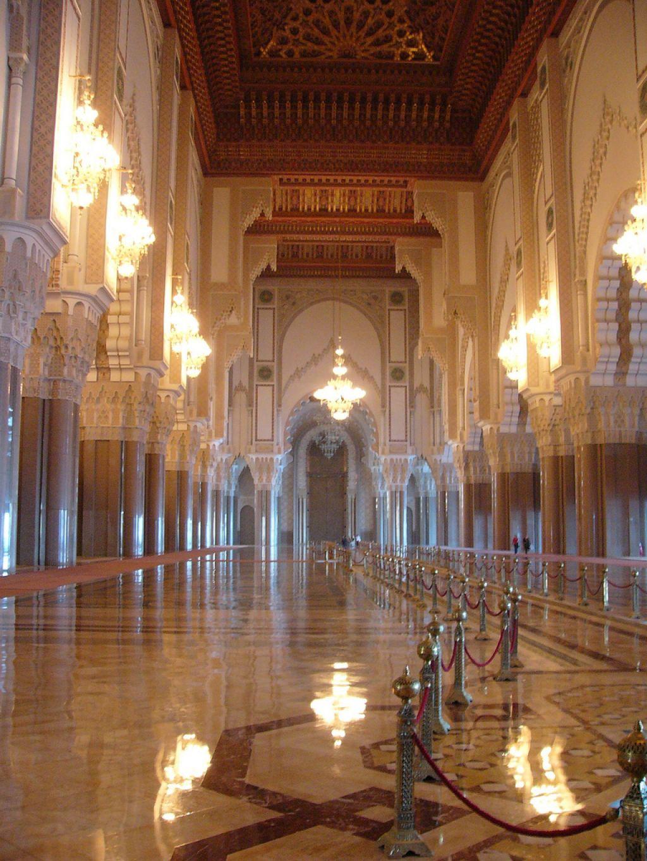 hassan ii mosque6 Hassan II Mosque in Casablanca, Morocco