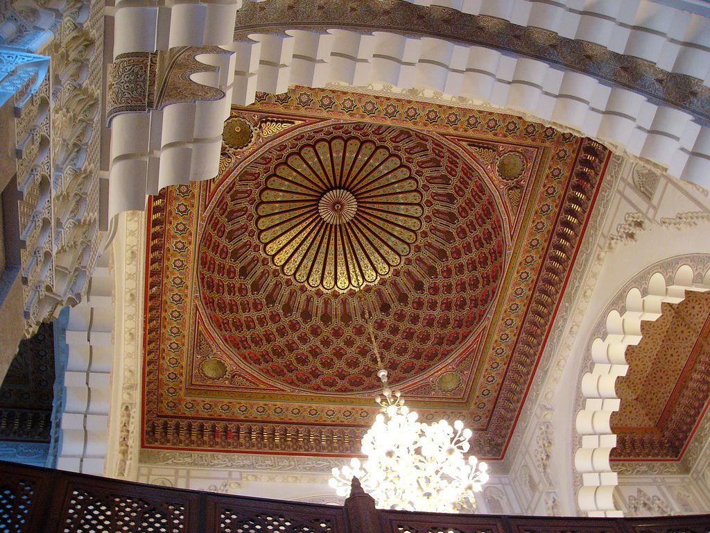 hassan ii mosque7 Hassan II Mosque in Casablanca, Morocco
