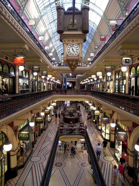 qvb Historical Queen Victoria Building, Sydney