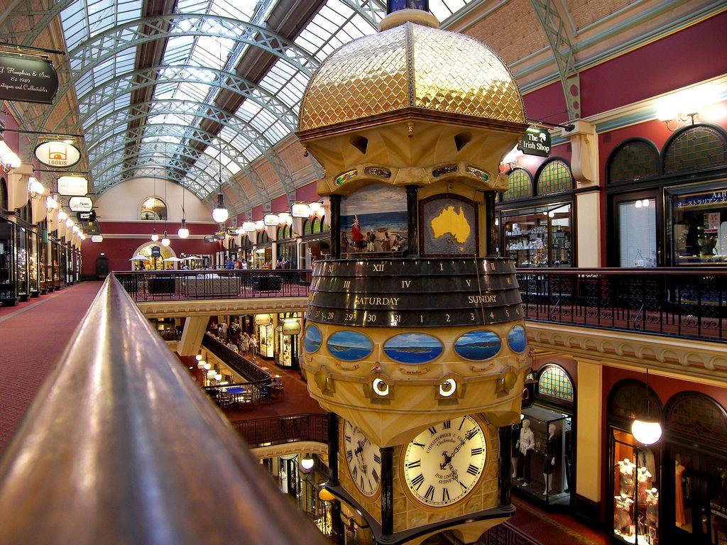 qvb1 Historical Queen Victoria Building, Sydney