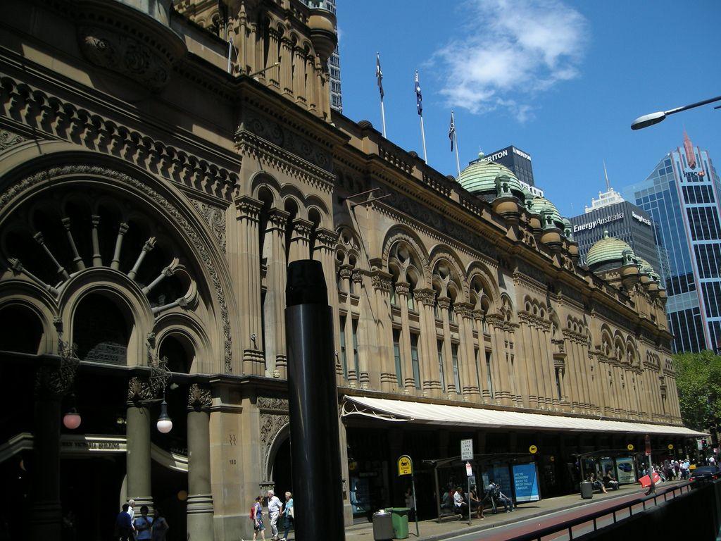 qvb16 Historical Queen Victoria Building, Sydney