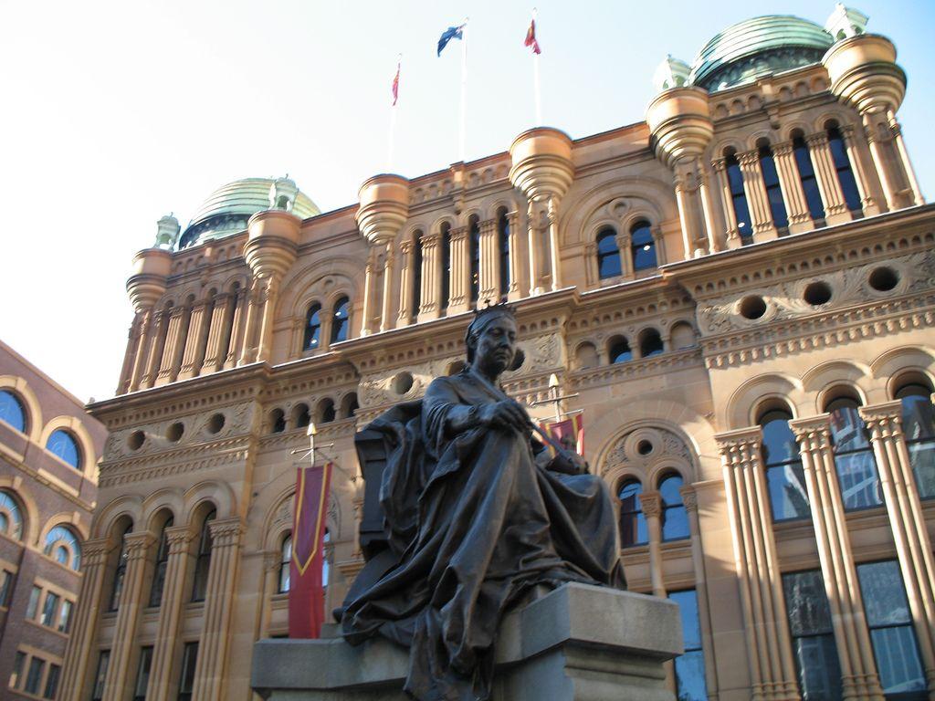 qvb18 Historical Queen Victoria Building, Sydney