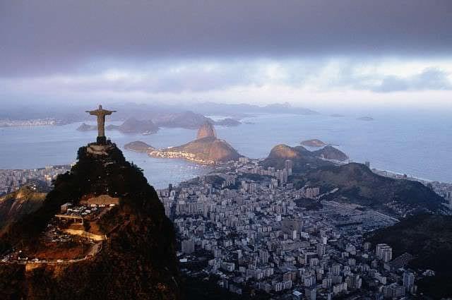 christ the redeemer10 Icon of Brazil Rio de Janeiro