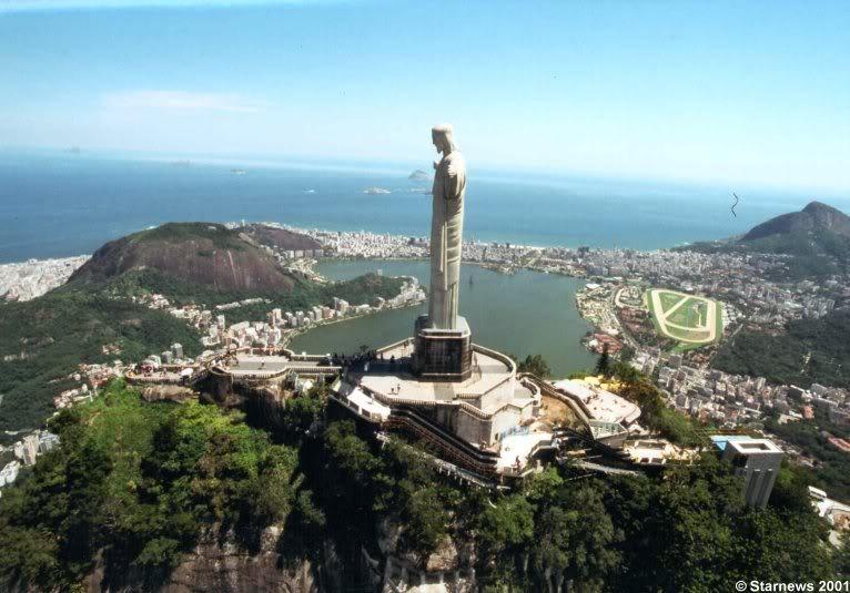christ the redeemer9 Icon of Brazil Rio de Janeiro