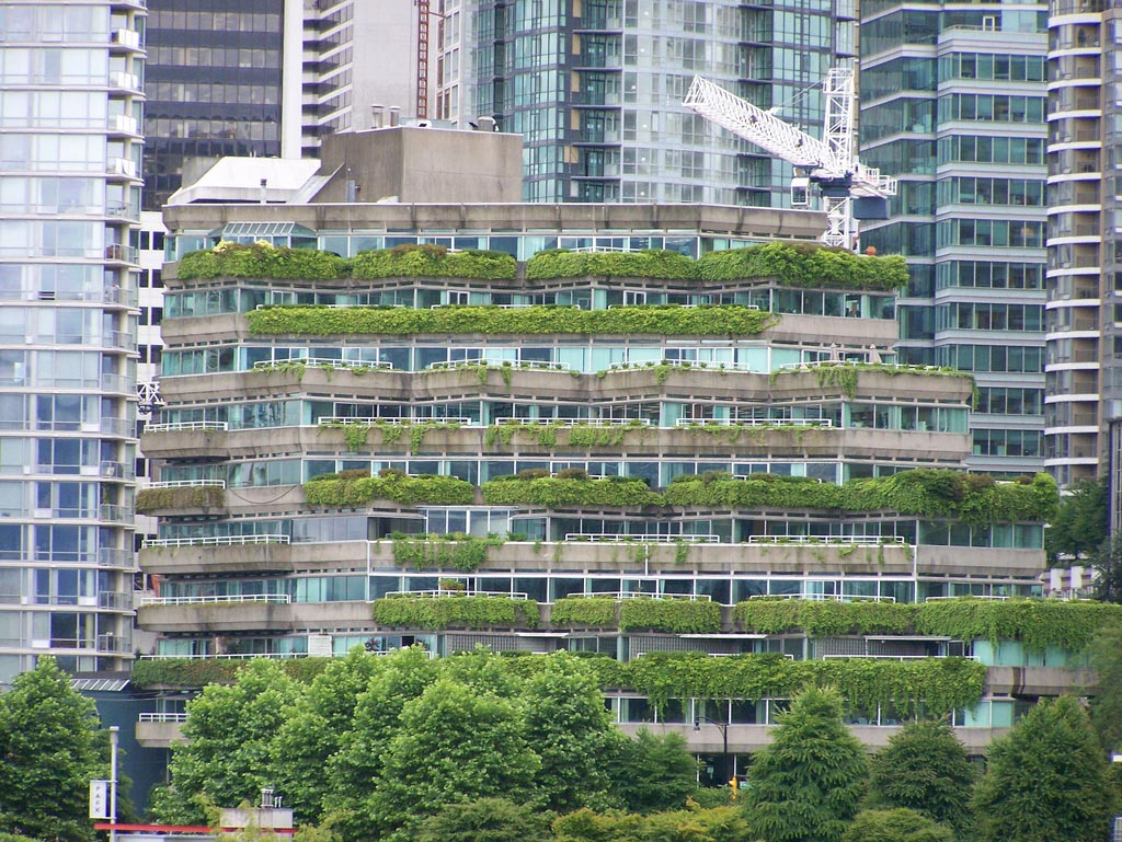 green roof3 Innovative Green Roofs for Healthy Cities