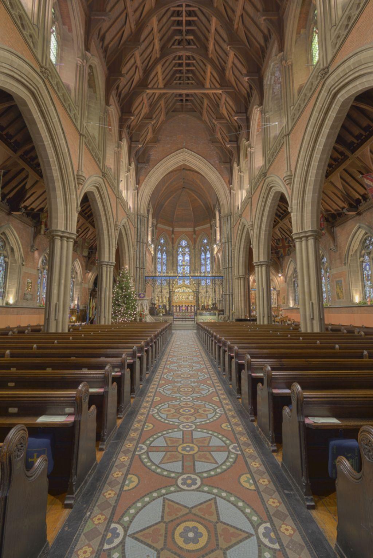 church england Inside British Heritage