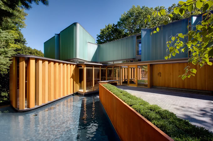 integral house6 The Integral House in Toronto   Canada