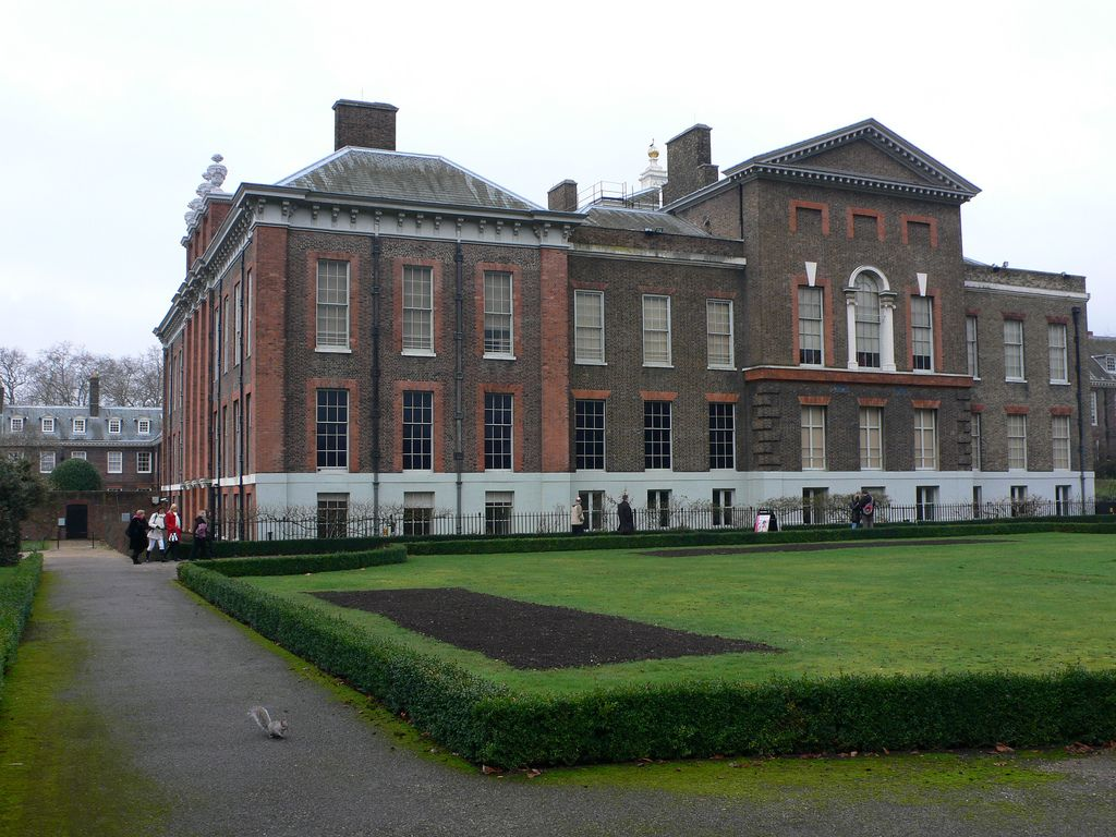 kensington palace1 Kensington Palace   Home of George Alexander Louis