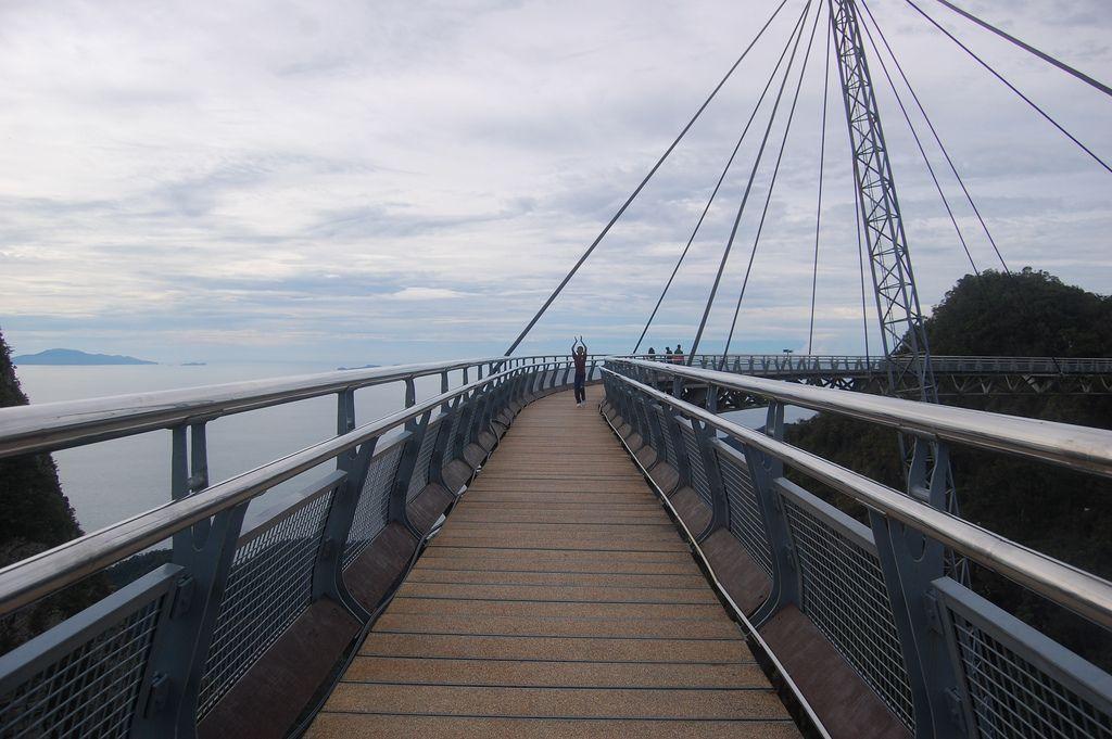 langkawi bridge9 Langkawi Sky Bridge in Malaysia