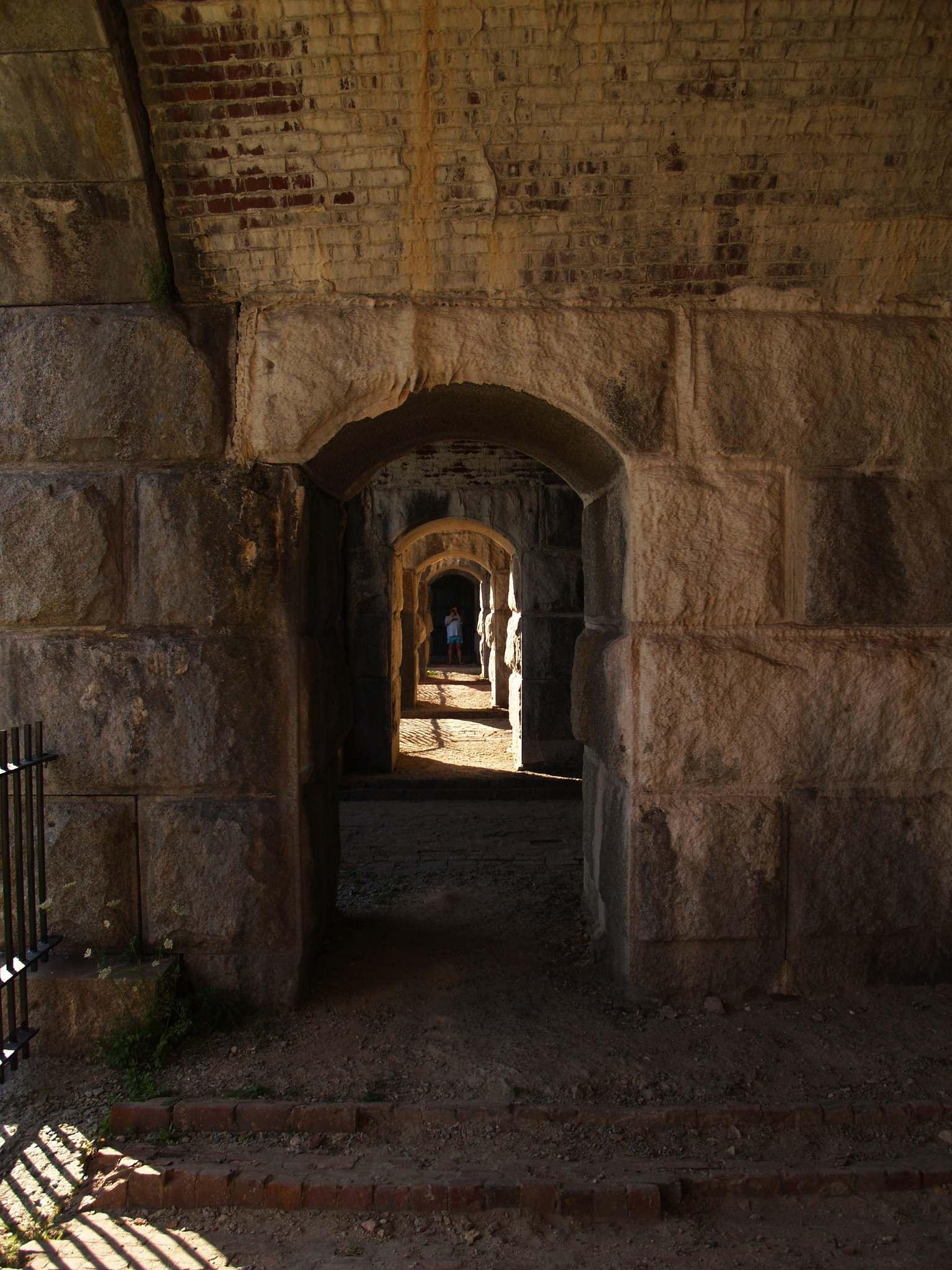 fort popham6 Majestic Fort Popham, Maine