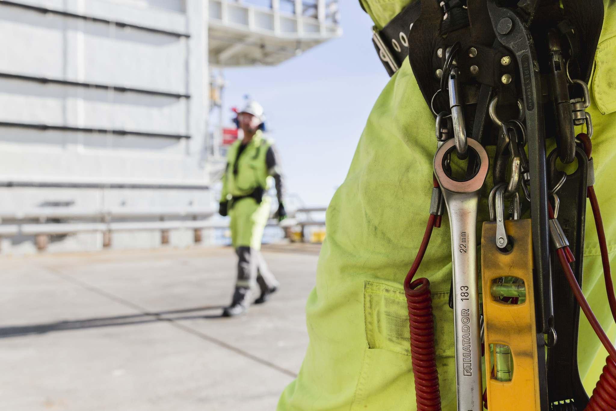 troll a6 Megastructure   Troll A Gas Platform, Norway