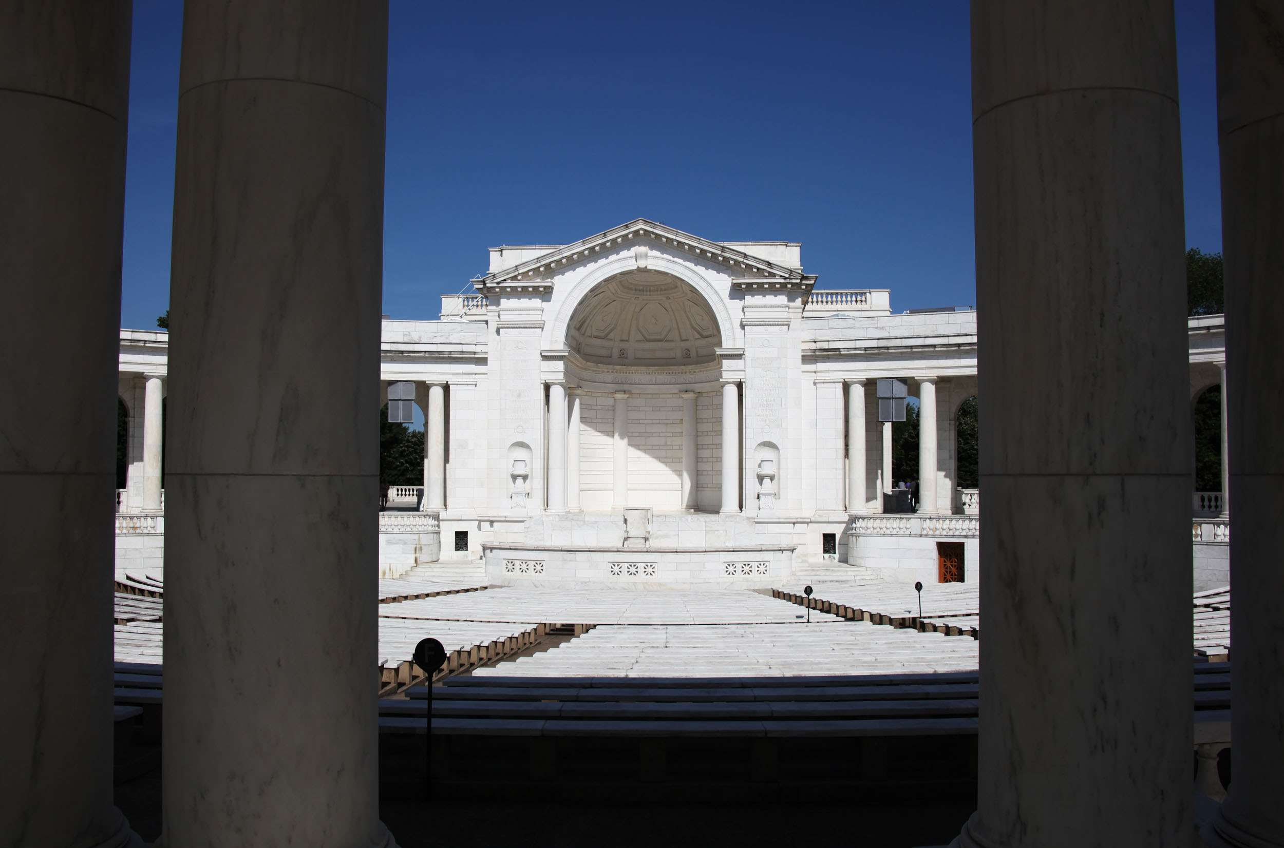 memorial amphitheater The Memorial Amphitheater at Arlington National Cemetery