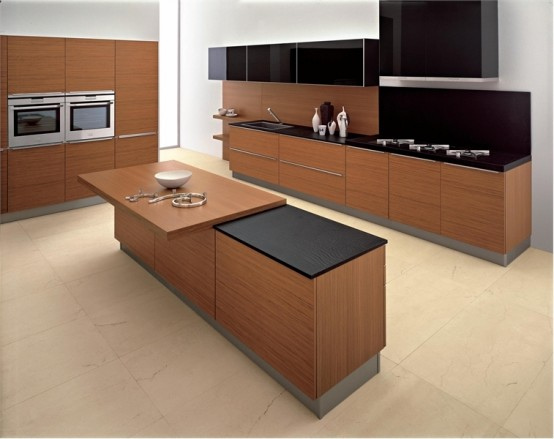 modern kitchen Modern Kitchen Design Inspirations