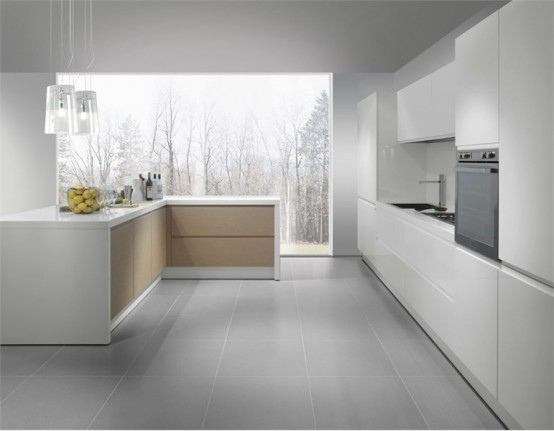 modern kitchen1 Modern Kitchen Design Inspirations