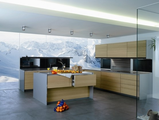 modern kitchen10 Modern Kitchen Design Inspirations