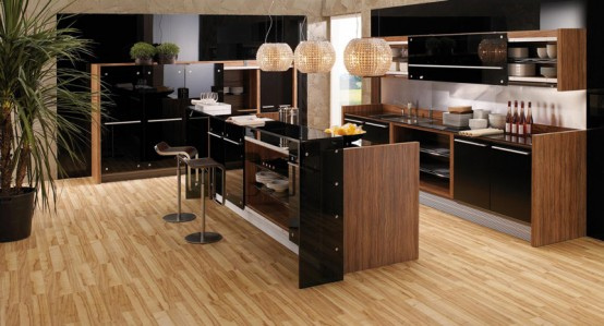 modern kitchen14 Modern Kitchen Design Inspirations