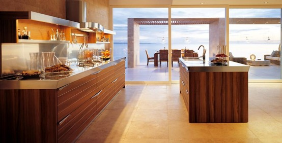 modern kitchen15 Modern Kitchen Design Inspirations
