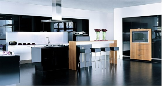 modern kitchen18 Modern Kitchen Design Inspirations