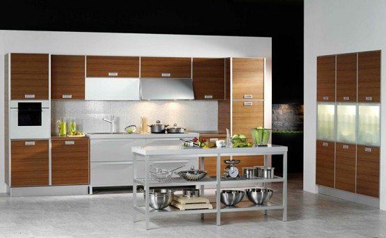 modern kitchen4 Modern Kitchen Design Inspirations