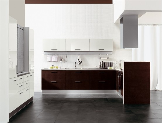 modern kitchen6 Modern Kitchen Design Inspirations