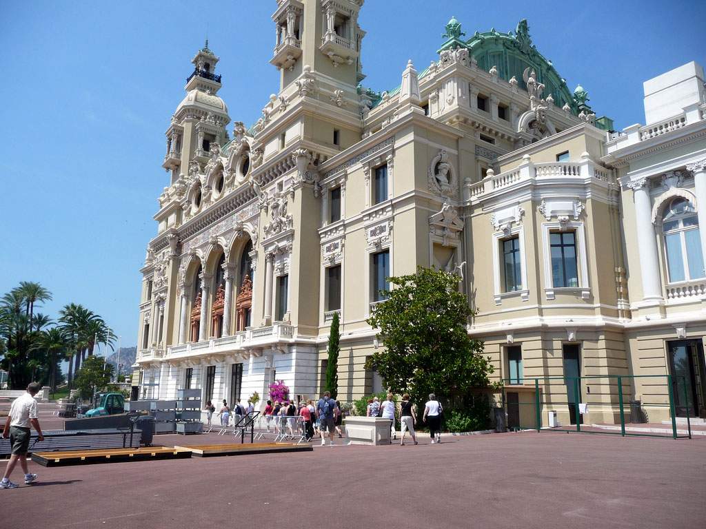 monte carlo casino5 Most Famous European Casino, Monte Carlo