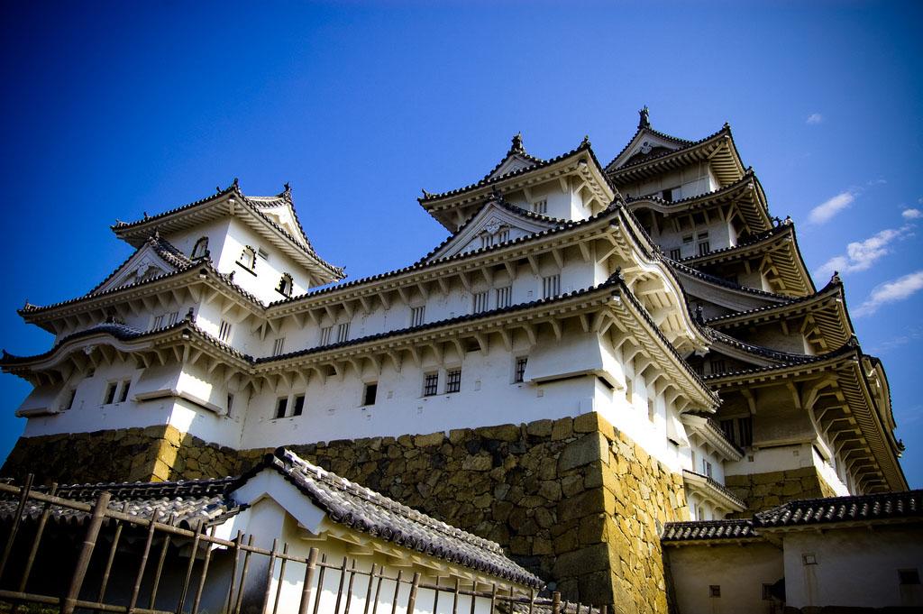 himeji castle Most Impressive Castles of the World   Himeji