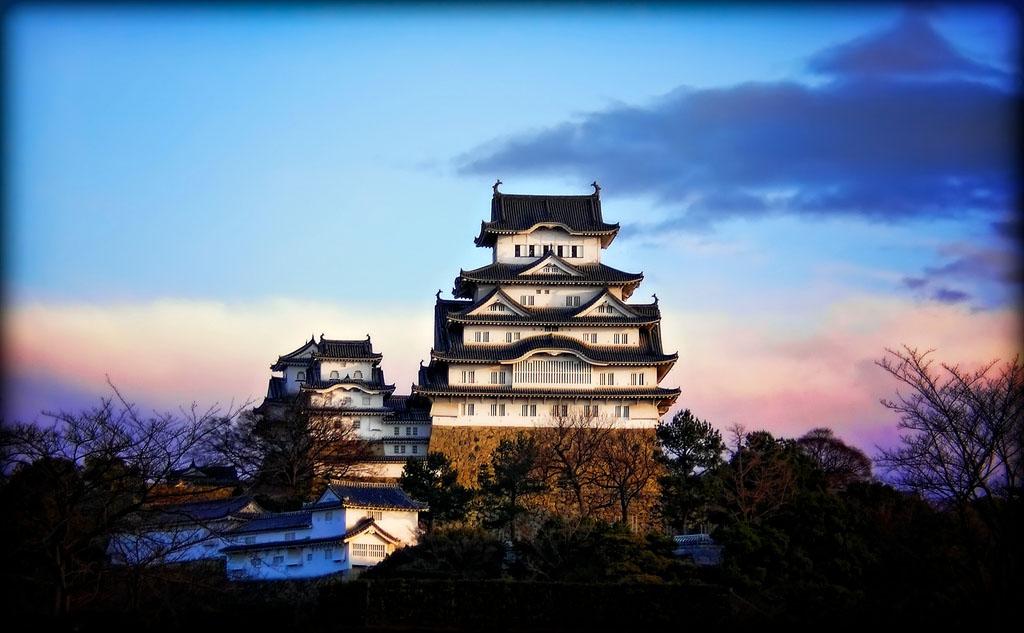 himeji castle12 Most Impressive Castles of the World   Himeji