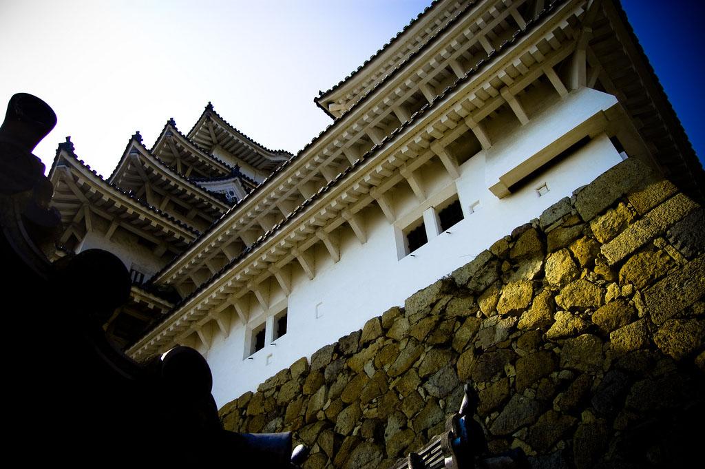 himeji castle5 Most Impressive Castles of the World   Himeji