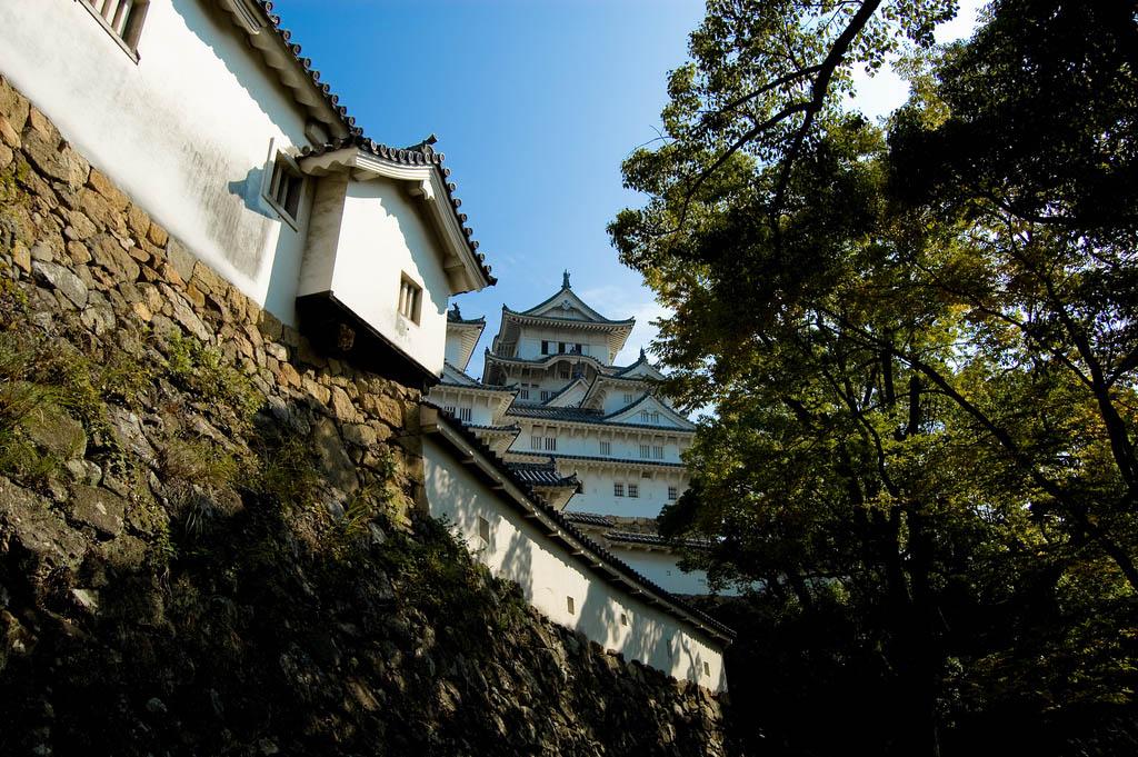 himeji castle7 Most Impressive Castles of the World   Himeji