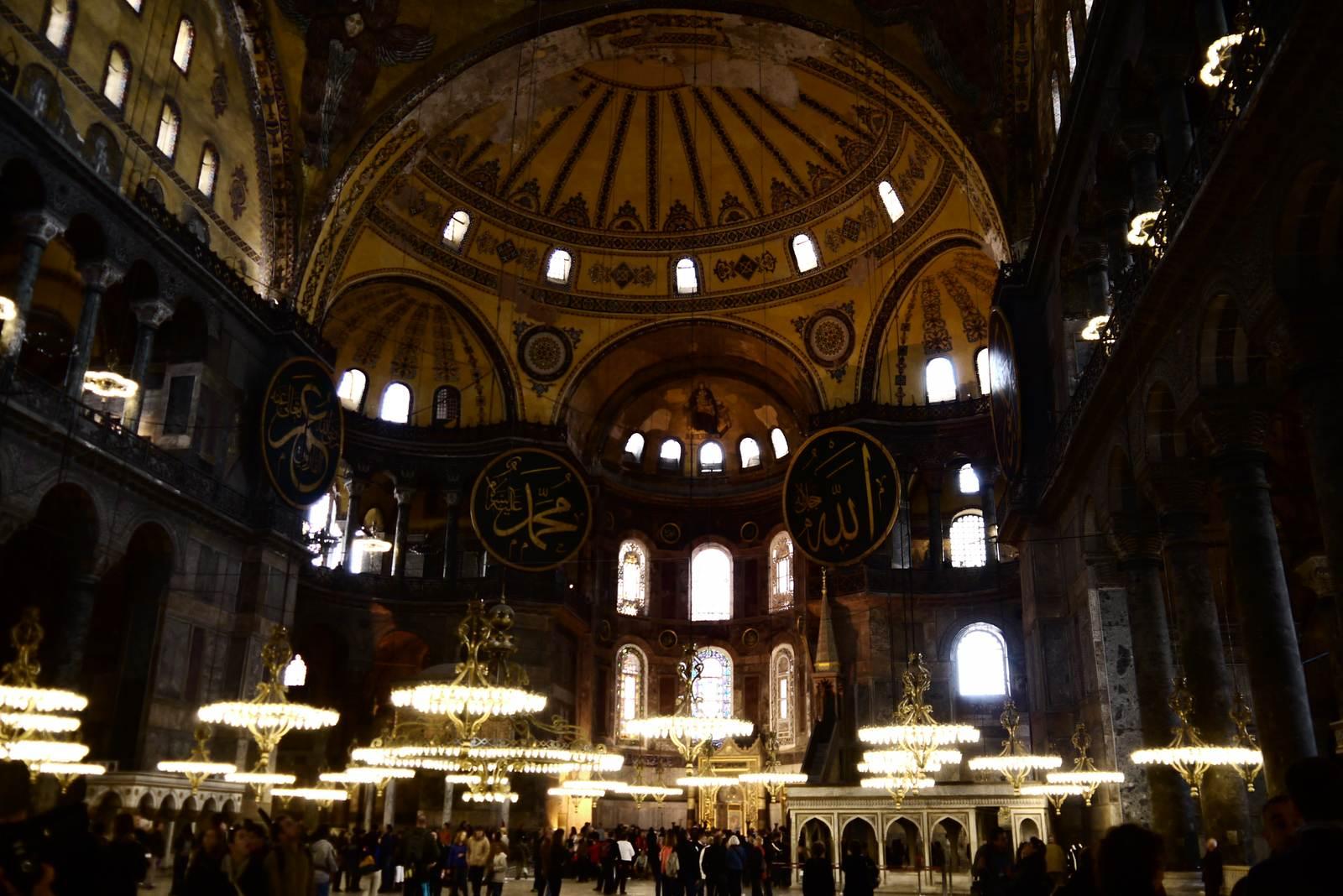 hagia sophia3 Most Impressive Hagia Sophia, Istanbul