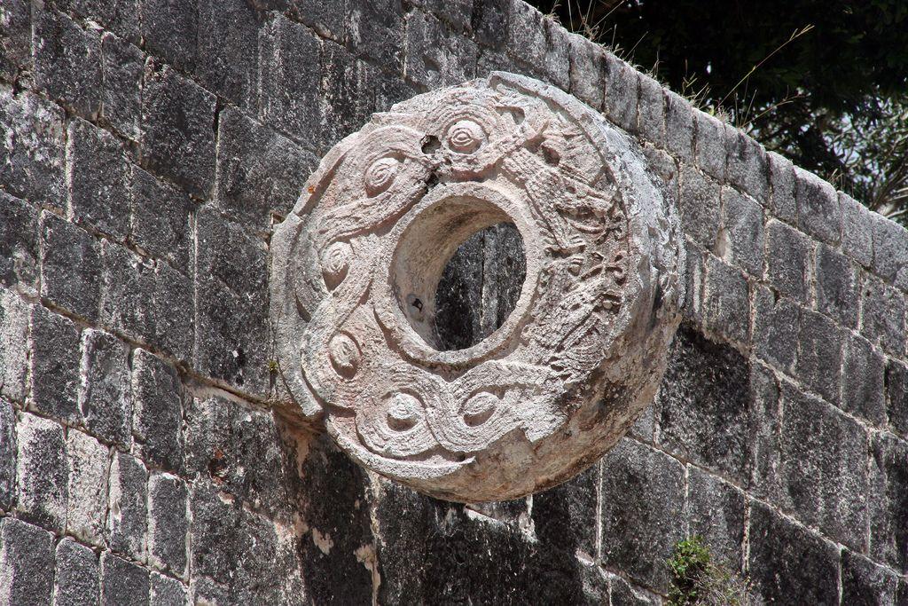 chichen itza11 Mysterious Chichen Itza   Mayan Ruins in Mexico