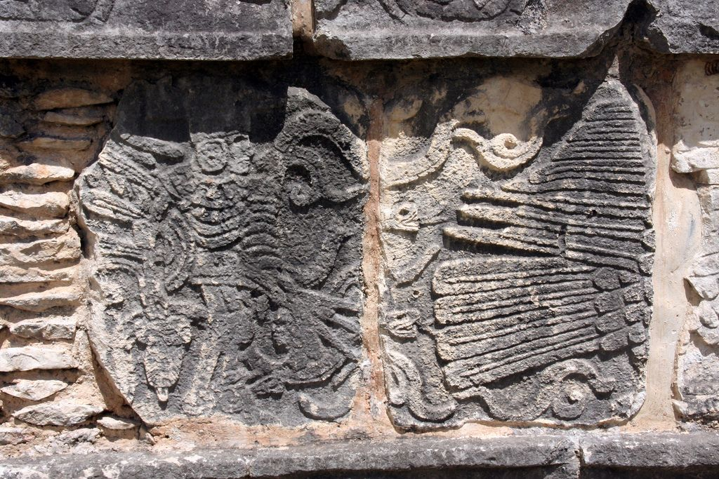 chichen itza13 Mysterious Chichen Itza   Mayan Ruins in Mexico