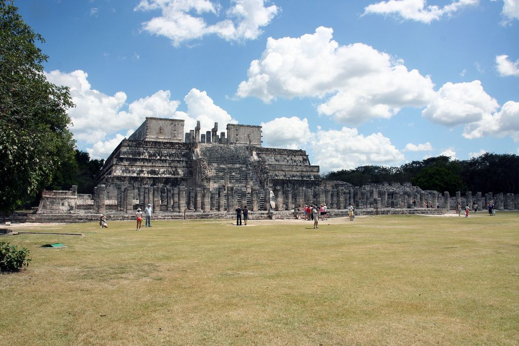 chichen itza15 Mysterious Chichen Itza   Mayan Ruins in Mexico