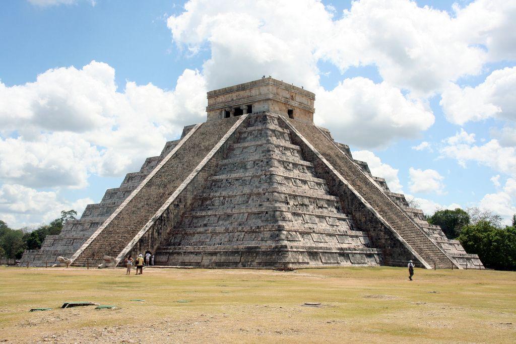 chichen itza17 Mysterious Chichen Itza   Mayan Ruins in Mexico