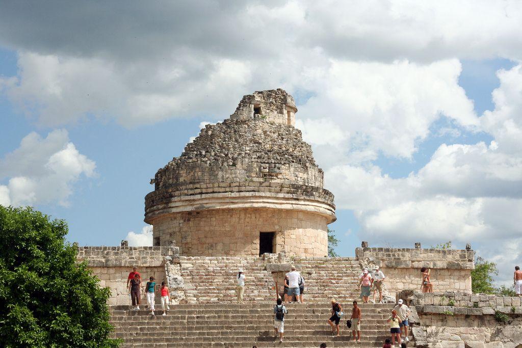 chichen itza19 Mysterious Chichen Itza   Mayan Ruins in Mexico
