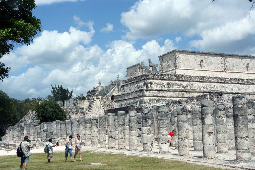 chichen itza3 Mysterious Chichen Itza   Mayan Ruins in Mexico