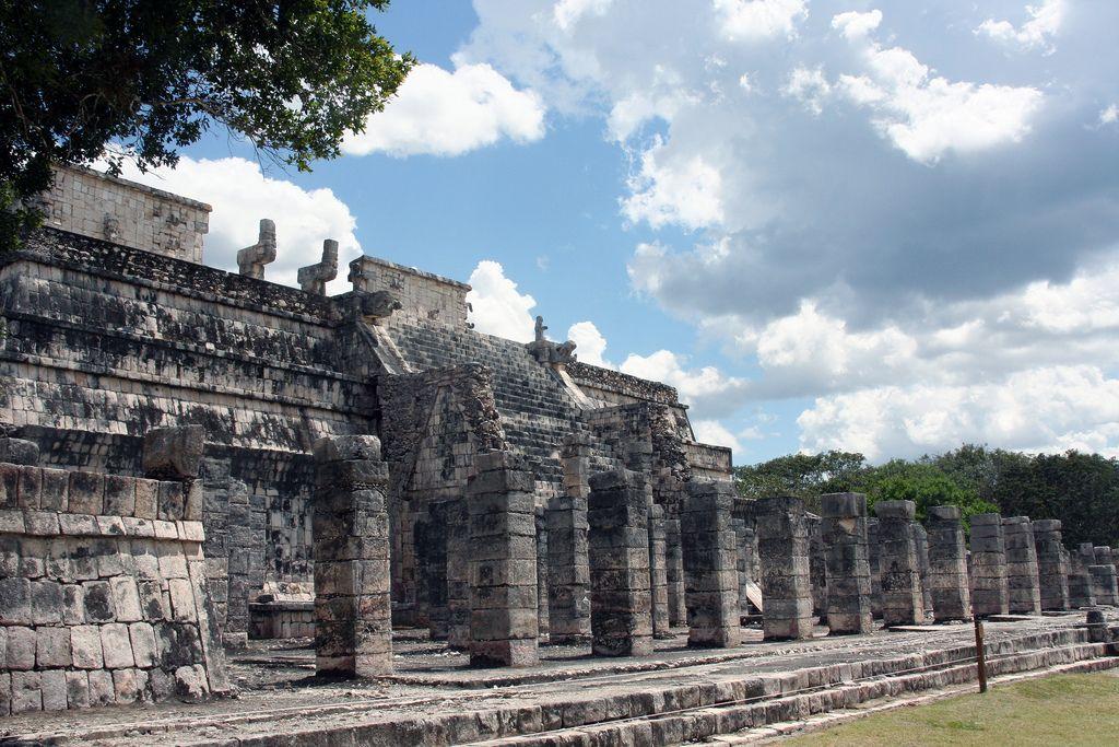 chichen itza5 Mysterious Chichen Itza   Mayan Ruins in Mexico