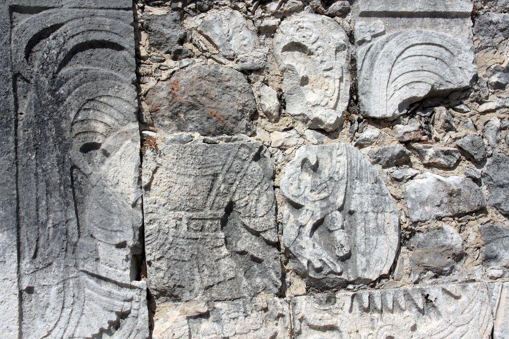 chichen itza9 Mysterious Chichen Itza   Mayan Ruins in Mexico