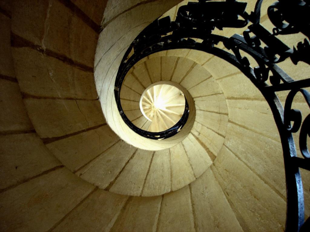 neverending stairway heaven 12 Neverending Stairway to Heaven